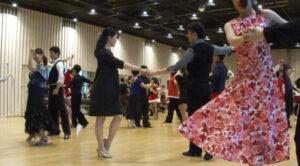 社交ダンスサークルパーティ