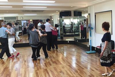 福島ダンス教室