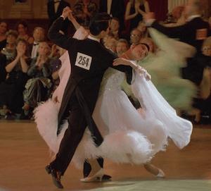 舞の社交ダンス技術
